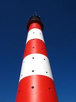 Leuchtturm Westerhever, Schleswig-Holstein, Wattenmeer