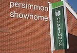Persimmon showhome, Rendlesham, Suffolk, England