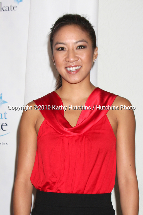 "LOS ANGELES - SEP 7:  Michelle Kwan at the ""All That Skate Los Angeles 2010"" Press Conference at Pickwick Skating Rink on September 7, 2010 in Burbank, CA"