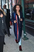 APR 05 Yara Shahidi Seen In New York City