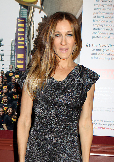 WWW.ACEPIXS.COM....December 5 2012, New York City......Sarah Jessica Parker at the 42nd Street Gala to Honor Australia Council for the Arts at December 5 2012 in New York City ......By Line: Nancy Rivera/ACE Pictures......ACE Pictures, Inc...tel: 646 769 0430..Email: info@acepixs.com..www.acepixs.com