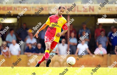 2014-07-27 / Voetbal / seizoen 2014-2015 / KFC Duffel / Morad Gloub<br /><br />Foto: mpics.be