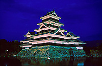 Matsumoto Castle, Matsumoto, Nagano Prefecture, Japan