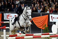 ZUIDBROEK - Paardensport, ICCH Zuidbroek, springen internationaal Grote Prijs , 05-01-2019, Pim Mulder met BCO Milton Z