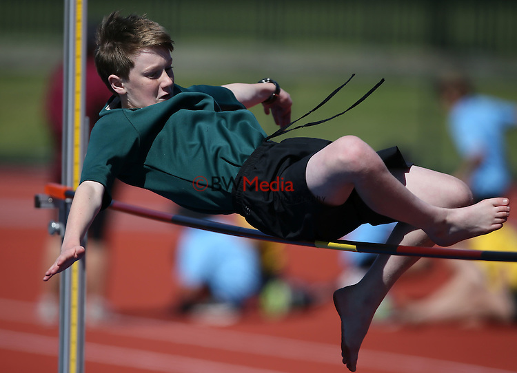 Kings School Athletics 2015. Photo: Simon Watts/ www.bwmedia.co.nz <br /> All images &copy; Kings School and BWMedia.co.nz