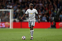 Paul Pogba of Manchester United during West Ham United vs Manchester United, Premier League Football at The London Stadium on 10th May 2018