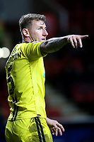 Kyle McFadzean of Burton Albion during Charlton Athletic vs Burton Albion, Sky Bet EFL League 1 Football at The Valley on 12th March 2019