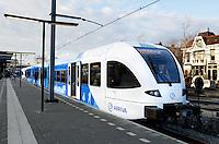 Trein van Arriva in Overijssel