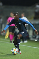 Fode Ballo-Toure of France in action<br /> Cesena 18-06-2019 Stadio Dino Manuzzi <br /> Football UEFA Under 21 Championship Italy 2019<br /> Group Stage - Final Tournament Group C<br /> England - France<br /> Photo Cesare Purini / Insidefoto