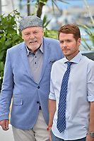 "Stacy Keach & Kevin Connolly at the photocall for ""Gotti"" at the 71st Festival de Cannes, Cannes, France 15 May 2018<br /> Picture: Paul Smith/Featureflash/SilverHub 0208 004 5359 sales@silverhubmedia.com"
