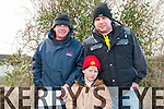 Listowel Coursing: Attending Listowel coursing meeting on Sunday last were Martin, Evan & Derek O'Connor from Ballyduff.