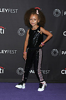 LOS ANGELES - SEP 14:  Mykal-Michelle Harris at the PaleyFest Fall TV Previews - ABC at the Paley Center for Media on September 14, 2019 in Beverly Hills, CA