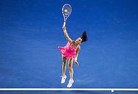 AGNIESZKA RADWANSKA (POL)<br /> <br /> TENNIS - GRAND SLAM ITF / ATP  / WTA - Australian Open -  Melbourne Park - Melbourne - Victoria - Australia  - 28 January 2016<br /> <br /> &copy; AMN IMAGES