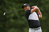 Wyndham Clark (USA) hits his second shot on 7 during Rd3 of the 2019 BMW Championship, Medinah Golf Club, Chicago, Illinois, USA. 8/17/2019.<br /> Picture Ken Murray / Golffile.ie<br /> <br /> All photo usage must carry mandatory copyright credit (© Golffile   Ken Murray)