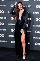 Malena Costa attends the 2018 GQ Men of the Year awards at the Palace Hotel in Madrid, Spain. November 22, 2018. (ALTERPHOTOS/Borja B.Hojas) /NortePhoto.com