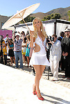 Paris HIlton and Sally Beauty Supply launch The Bandit, the event was held at a private home in Malibu Ca, August 23, 2008. Fitzroy Barrett