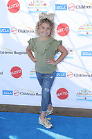 "LOS ANGELES - NOV 18:  Emmersyn Fiorentino at the UCLA Childrens Hospital ""Party on the Pier"" at the Santa Monica Pier on November 18, 2018 in Santa Monica, CA"