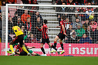 Abdoulaye Doucoure of Watford left scores t during AFC Bournemouth vs Watford, Premier League Football at the Vitality Stadium on 12th January 2020