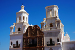 San Xavier Mission - Tucon