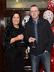 Tom and Dolores Minogue pictured at the Valentine Ball in the Grove House Dunleer. Photo:Colin Bell/pressphotos.ie