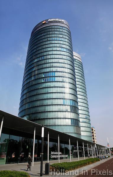Rabobank hoofdkantoor in Utrecht