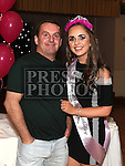 Shayleigh Maguire celebrating her 18th birthday in The Glenside hotel with her dad Allan Mathew. Photo:Colin Bell/pressphotos.ie