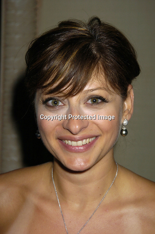 "Maria Bartiromo ..at The 60th  Boys' Towns of Italy  ""Ball of the Year""  on..April 8, 2005 at The Waldorf Astoria Hotel. ..Photo by Robin Platzer, Twin Images"