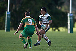 Manurewa halfback Monty Tapu. Counties Manukau Premier Club Rugby game between Drury & Manurewa, played at the Drury Domain on Saturday May 31st 2008. Manurewa led 15 - 7 at halftime and went onto win 25 - 12.