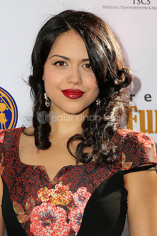 LOS ANGELES, CA - NOVEMBER 7: Alyssa Diaz at the Kids In The Spotlight's Movies By Kids, For Kids Film Awards at Fox Studios in Los Angeles, California on November 7, 2015. Credit: David Edwards/MediaPunch