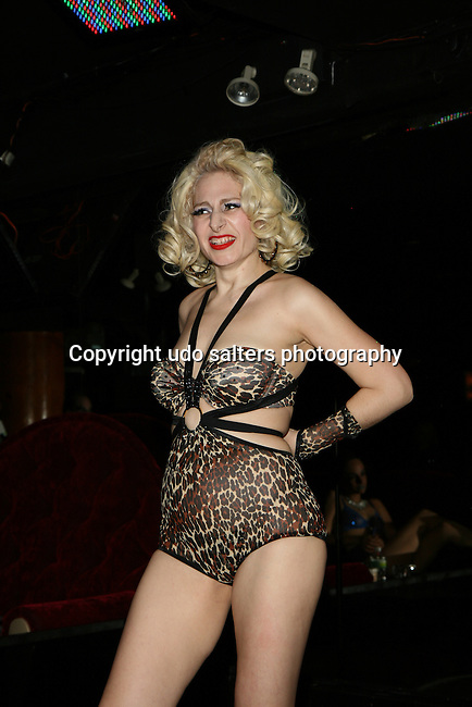 Actress and Penthouse Cover Model Krista Ayne Hosts Fleshbot Friday at Headquarters Gentlemen's Club, NY