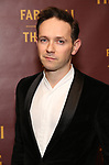 Iestyn Davies attends the Broadway Opening Night performance After Party for 'Farinelli and the King' at The Belasco Theatre on December 17, 2017 in New York City.
