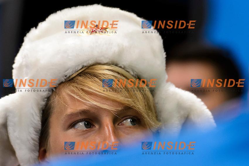 RUSSIA fan <br /> Rio de Janeiro 07-08-2016 Olympic Aquatics Stadium <br /> Swimming Nuoto <br /> Foto Andrea Staccioli/Deepbluemedia/Insidefoto