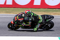 Jonas Folger of Germany  and Monster Yamaha Tech 3 during the MotoGP Italy Grand Prix 2017 at Autodromo del Mugello, Florence, Italy on 4th June 2017. Photo by Danilo D'Auria.<br /> <br /> Danilo D'Auria/UK Sports Pics Ltd/Alterphotos /NortePhoto.com