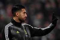 Emre Can of Juventus during the warm up <br /> Reggio Emilia 10-2-2019 Stadio Mapei, Football Serie A 2018/2019 Sassuolo - Juventus<br /> Foto Andrea Staccioli / Insidefoto