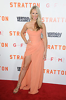 "Naomi Isted<br /> at the ""Stratton"" premiere, Vue West End, Leicester Square London. <br /> <br /> <br /> ©Ash Knotek  D3300  29/08/2017"