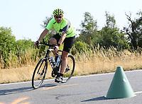 Thomas Troczynski auf dem Rad - Mörfelden-Walldorf 15.07.2018: 10. MöWathlon