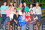 BIRTHDAY FUN: Lorna Power, Manor, Tralee enjoying a great time celebrating her 27th birthday with family and friends at Toby World, Tralee on Friday seated l-r: Valarie Burke, Melissa Power, Lorna Power, Jamie Power and Conor O'Callaghan. Back l-r: Darren Murphy, Jamie Lee O'Sullivan, Gavin Mansell, Maryrose Abdulsalam, Adele Conway, Natalie Canty, Nadia Hegarty and Nicola Halford.