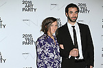 Kick Kennedy and Matt Sukkar attend the 2016 Whitney Art Party, at The Whitney Museum of American Art on 99 Gansevoort Street in New York City, on November 15, 2016.