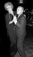 Truman Capote at Studio 54 1978<br /> Photo By Adam Scull/PHOTOlink.net