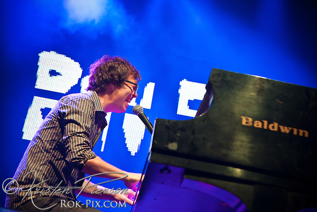 Ben Folds Five performs at Mohegan Sun Arena July 19, 2013