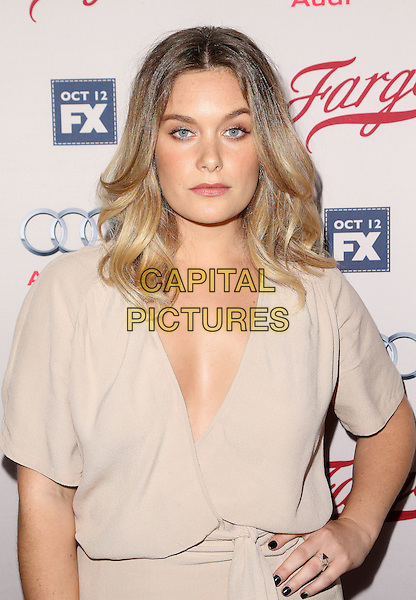 07 October 2015 - Hollywood, California - Rachel Keller. &quot;Fargo&quot; Season 2 Premiere held at ArcLight Cinemas. <br /> CAP/ADM/FS<br /> &copy;FS/ADM/Capital Pictures