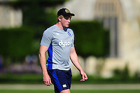 Harry Davies of Bath Rugby looks on. Bath Rugby pre-season training session on August 9, 2016 at Farleigh House in Bath, England. Photo by: Patrick Khachfe / Onside Images