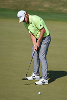 Tyrrell Hatton (ENG) barely misses his birdie attempt on 11 during day 1 of the WGC Dell Match Play, at the Austin Country Club, Austin, Texas, USA. 3/27/2019.<br /> Picture: Golffile | Ken Murray<br /> <br /> <br /> All photo usage must carry mandatory copyright credit (© Golffile | Ken Murray)