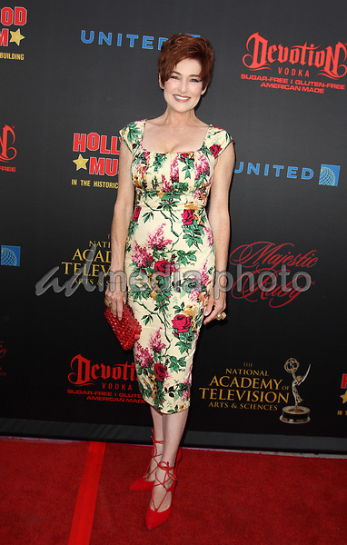 26 April 2017 - Los Angeles, California - Carolyn Hennesy. Daytime Emmy Awards Nominee Reception held at The Hollywood Museum in the world famous Max Factor Building. Photo Credit: AdMedia