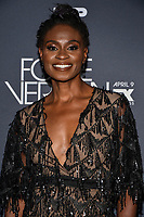 "NEW YORK - APRIL 8: Adina Porter attends the premiere event for FX's ""Fosse Verdon"" presented by FX Networks, Fox 21 Television Studios, and FX Productions at the Gerald Schoenfeld Theatre on April 8, 2019 in New York City. (Photo by Anthony Behar/FX/PictureGroup)"