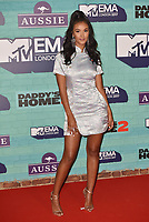 Maya Jama<br /> MTV EMA Awards 2017 in Wembley, London, England on November 12, 2017<br /> CAP/PL<br /> &copy;Phil Loftus/Capital Pictures