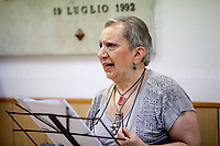 Lina La Mattina - Sicilian Poet. <br />