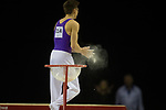 British Gymnastics Championships 2017<br /> The Liverpool Echo Arena<br /> Adam Steele Pipers Vale Gymnastics Centre<br /> 25.03.17<br /> &copy;Steve Pope - Sportingwales