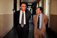 mani pulite, Milano 1992/1994
