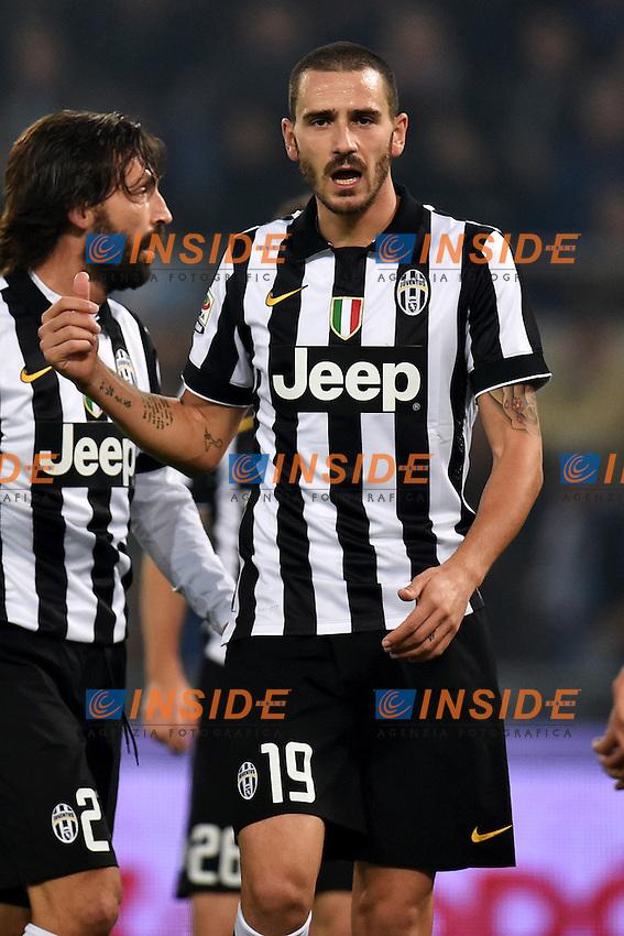 Claudio Bonucci Juventus <br /> Roma 22-11-2014 Stadio Olimpico, Football Calcio Serie A . Lazio - Juventus. Foto Andrea Staccioli / Insidefoto